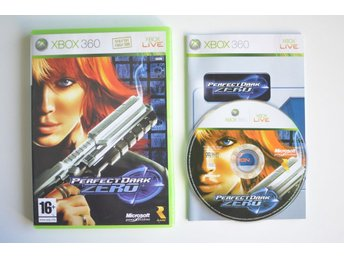 Perfect Dark Zero (komplett) till Xbox 360