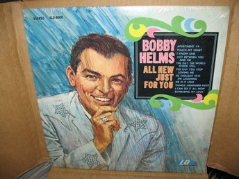 BOBBY HELMS ´ ALL NEW JUST FOR YOU ´ SEALED US