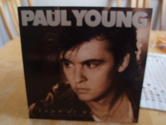 PAUL YOUNG Tomb of memories
