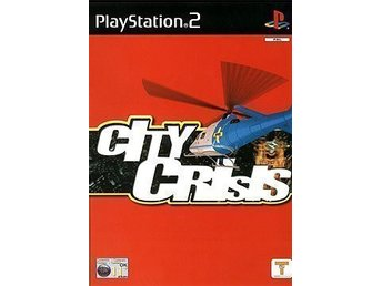 Playstation 2 Spel - City Crisis