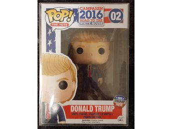 Funko Pop! The Vote - Donald Trump #02