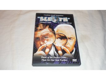 Sleuth - Laurence Olivier - Michael Caine - 1972 - Anchor bay