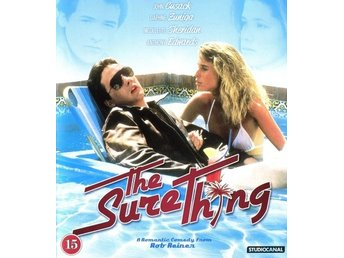 The Sure Thing (En säker tjej) (John Cusack) (Beg)