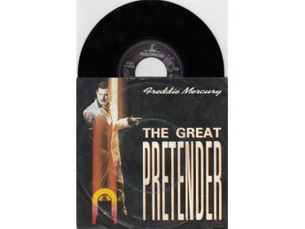 Si. Freddie Mercury The Great Pretender  Queen