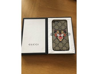 Gucci Skal Till Iphone 7