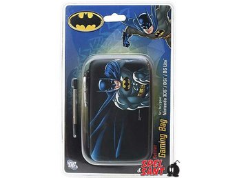 Batman Nintendo 3DS Gaming Bag and Stylus