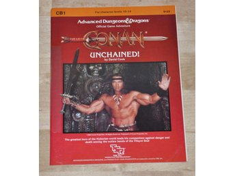 ADD TSR 9123 CB1 Conan Unchained