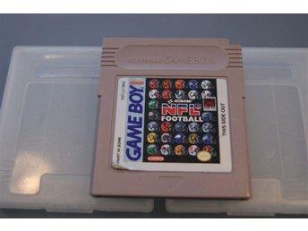 NFL Football till Game Boy från 1990 - Svalöv - NFL Football till Game Boy från 1990 - Svalöv