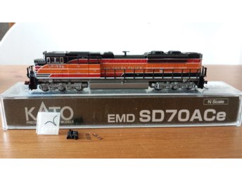 Kato 176-8406 SD70ACe Southern Pacific UP 1996 i Kartong