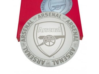 Arsenal Spegel Rund