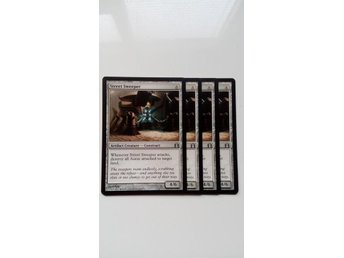 Magic the gathering 4x Street Sweeper från Return to Ravnica