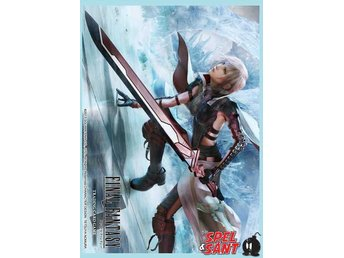 Final Fantasy TCG Protective Sleeves Standard Lightning 60 Pack