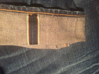 Edwin Selvage Japanese Denim W38 L32