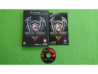 Mortal Kombat Deadly Alliance GameCube Game Cube