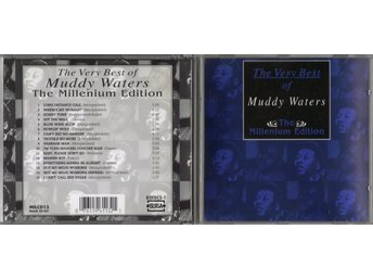 MUDDY WATERS - The Very Best Of - The Millenium Collection CD