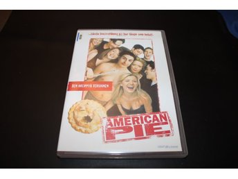 DVD-film: American Pie - The wedding