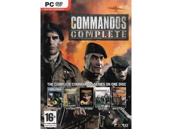 Commandos Complete Coll. (PC)