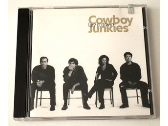 Cowboy Junkies / Lay it down Advance CD Promo Copy
