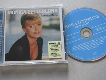 Monica Zetterlund - Monicas Bästa CD