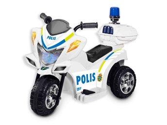 Javascript är inaktiverat. - Hallsberg - Elektrisk motorcykel med tre hjul, ljud och ljus. Kan köra framåt och bakåt.Hastighet: 2km/hMaxvikt: 25kgMått: 640mm lång, 320mm bred och 420mm hög.Batteri och batteriladdare medföljer (motor 6V-7W, batteri 6V, 1,5mAh).Svenska, norska o - Hallsberg
