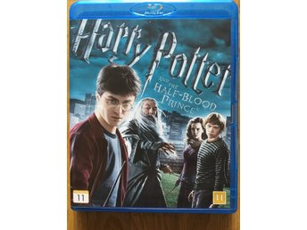 Harry Potter / And the halv blod Prince/ halvblodsprinsen