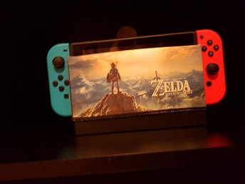 Nintendo Switch Neon Nyskick.