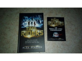 Time Riders (Alex Scarrow)
