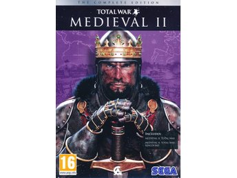 Medieval 2 Total War Complete Ed.PC (PC)