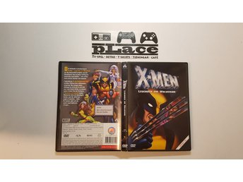 X-men Legenden Om Wolverine DVD