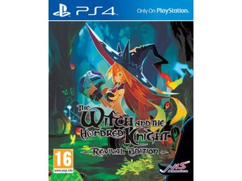 The Witch and the Hundred Knights - Revival Edition - Playstation 4