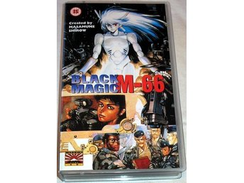 Black Magic M-66 (Anime)