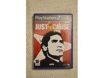 Just Cause Playstation 2 PS2 spel