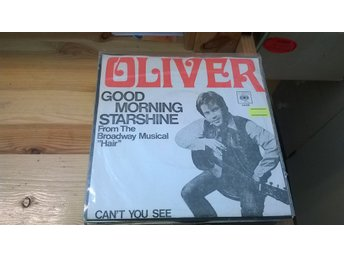 Oliver - Good Morning Starshine, EP. William Oliver Swofford