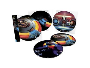 ELO: Out of the blue (Picturedisc) (2 Vinyl LP + Download)