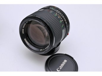 Canon FDn FD New 85mm 1:1.8