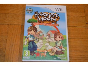 Harvest Moon Tree of Tranquility Nintendo Wii