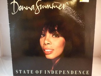 DONNA SUMMER - STATE OF INDEPENDENCE  ( MAXISINGEL )
