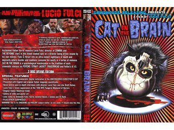 Cat in the Brain - Grindhouse Releasing - Lucio Fulci - R0 NTSC