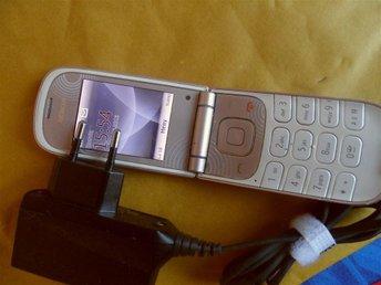 Nokia 3710 fold Black 3G Mobiltelefon Olåst i toppskick - Göteborg - Nokia 3710 fold Black 3G Mobiltelefon Olåst i toppskick - Göteborg