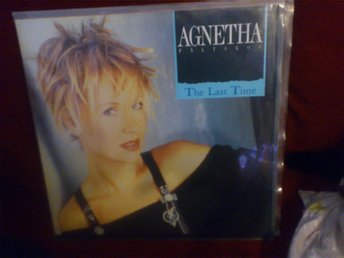 Agnetha Fältskog - The Last Time (MAXISINGEL)
