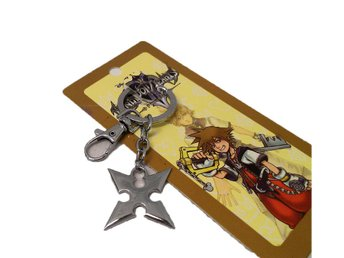 Kingdom Hearts nyckelring - Kors 2 -
