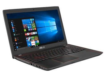 "ASUS FX553VD-DM201T / 15.6"" / i5-7300HQ / 8GB / 1TB HDD / GTX 1050 2GB / Win 10"