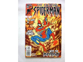 US Marvel - Amazing Spiderman vol 2 # 9 - Fine