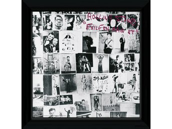 Tavla - Musikalbum - The Rolling Stones Exile on Main