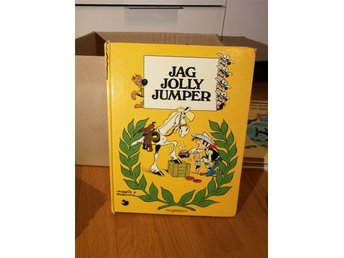 Jag Jolly Jumper (Lucky Luke)