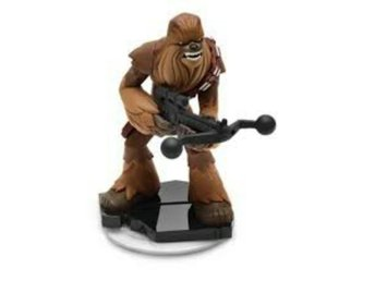 Disney Infinity PS4 PS3 Xbox 360 Star wars Chewbacca FP