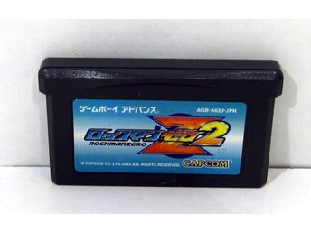 Rockman Zero 2 (Mega Man) till GBA Gameboy Advance