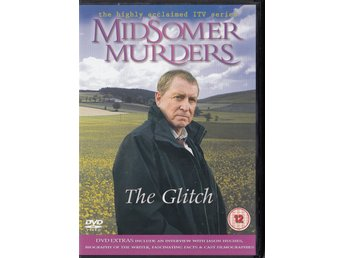 Midsomer Murders The Glitch 2009 DVD