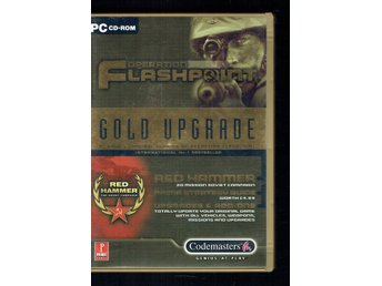 Pc-spel - Operation flashpoint gold upgrade