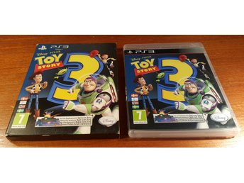 Toy Story 3 - Komplett - PS3 / Playstation 3